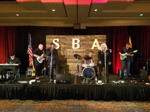 Stilettos at Bar Convention